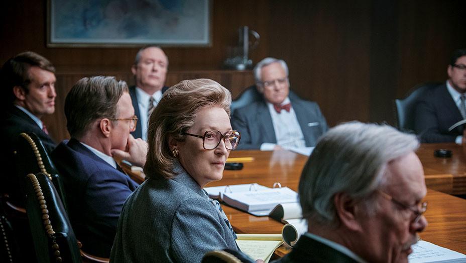 The Post Still Meryl Streep - Publicity - Embed 2018