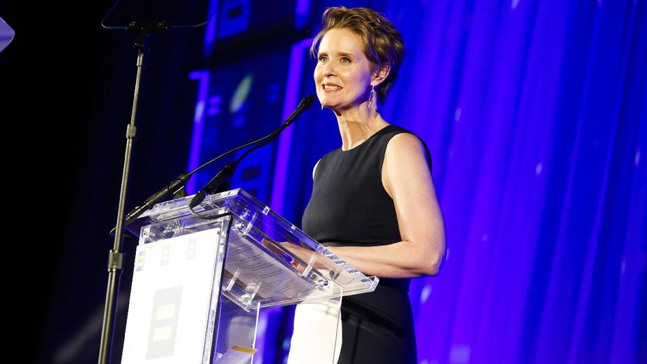 Cynthia Nixon - 2018 HRC Gala - Publicity - H 2018