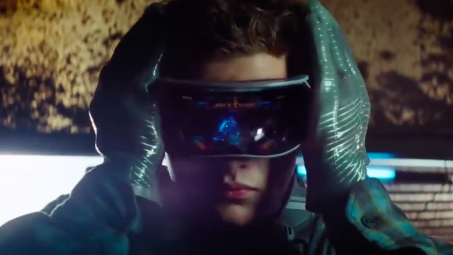 Tye Sheridan - Ready Player One Come With Me Trailer Still - H 2018