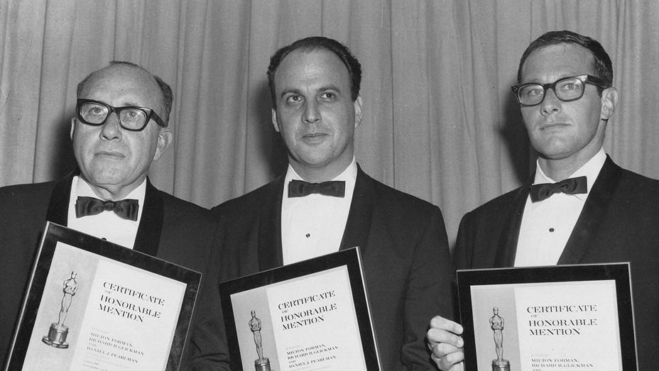 Richard B. Glickman_Center_Oscars 1964 - Publicity - H 2018