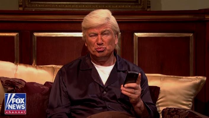 Alec Baldwin Trump 'SNL' 02-03 - H Screengrab 2018