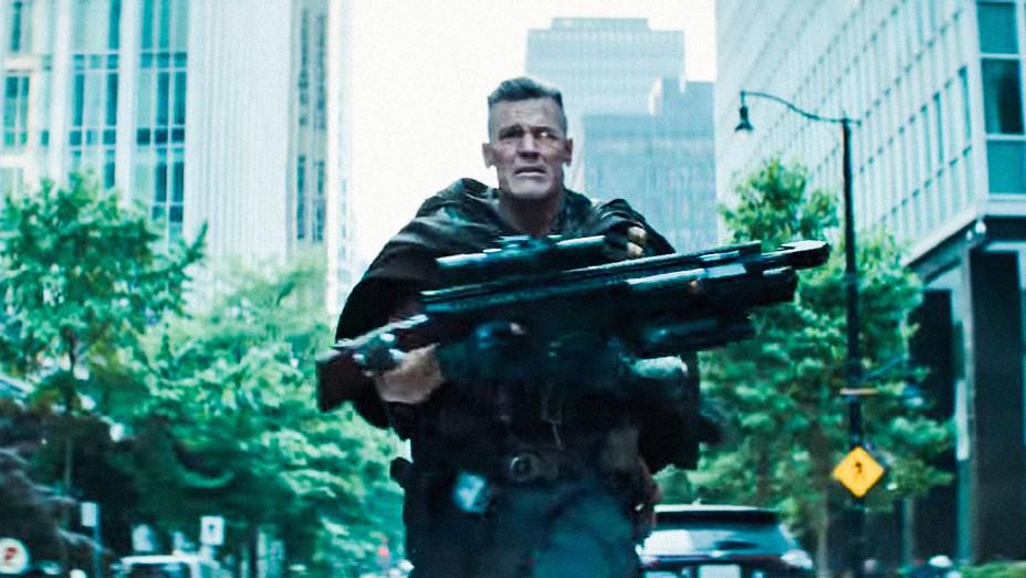 Deadpool Movie Teaser Josh Brolin - Screenshot - H 2018