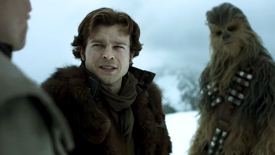 Solo - A Star Wars Story Screen Shot-H 2018