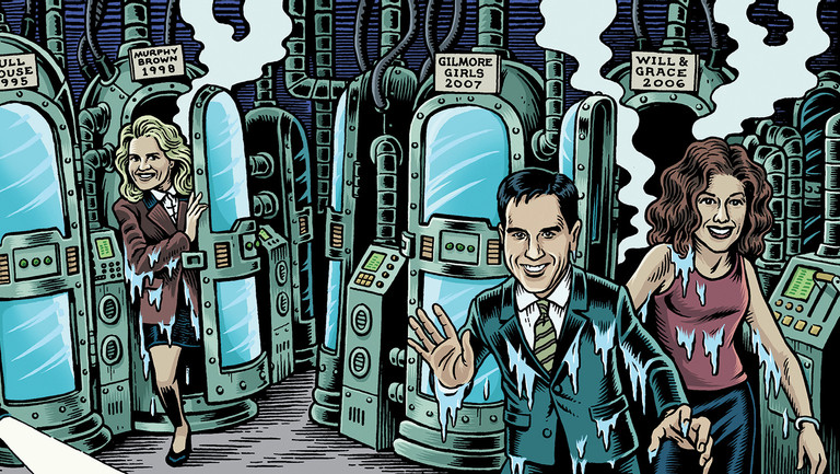 The New Economics of TV's Reboot Craze