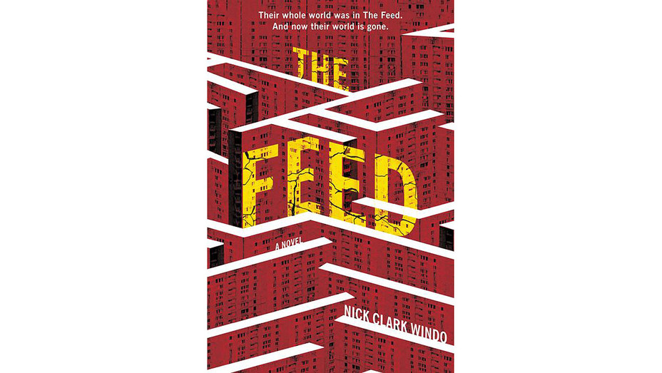 The Feed Book Cover - Harper Collins Publishers- Publicity-H 2018