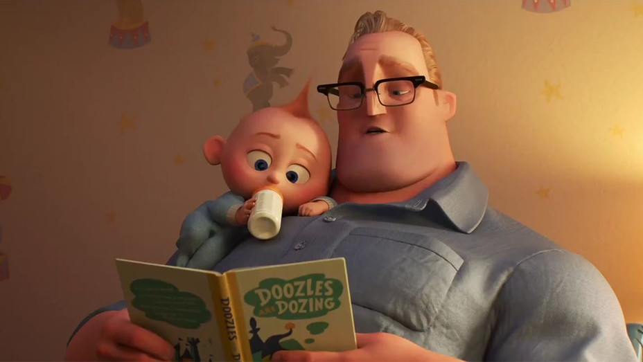 The Incredibles 2 Teaser Still - Publicity - H 2018