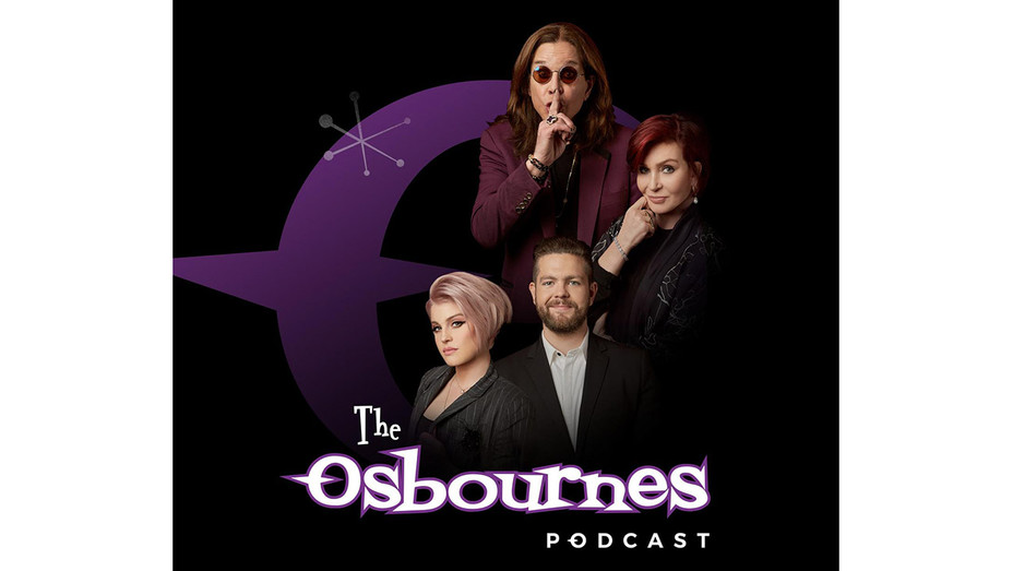 The Osbournes Podcast - Publicity - H 2018