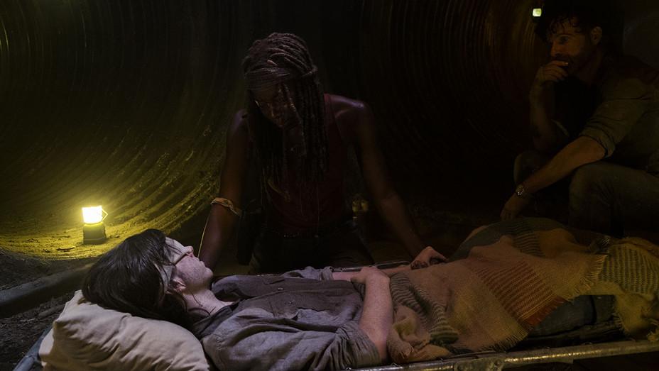 The Walking Dead S08E09 Still 5 Carl - Publicity - H 2018