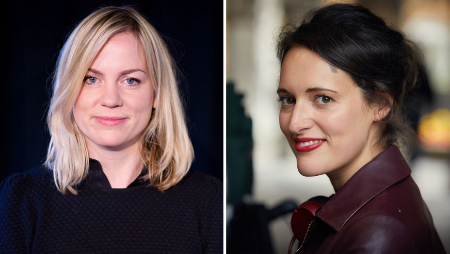 Vicky Jones and Phoebe Waller-Bridge - Split - Publicity - H 2018