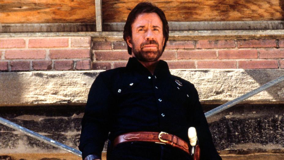 Walker, Texas Ranger Still Chuck Norris 1994 - Photofest - H 2018