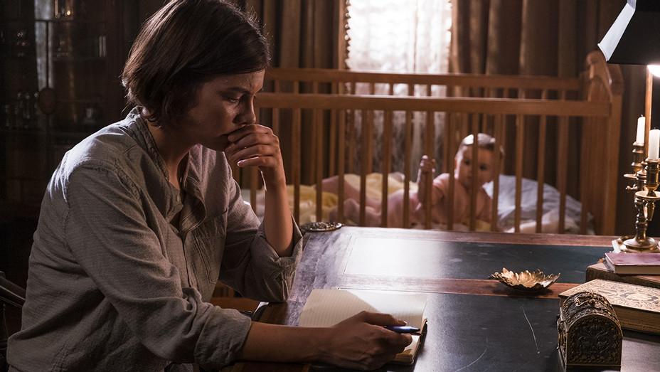 The Walking Dead Still - Lauren Cohan as Maggie - H Publicity 2018