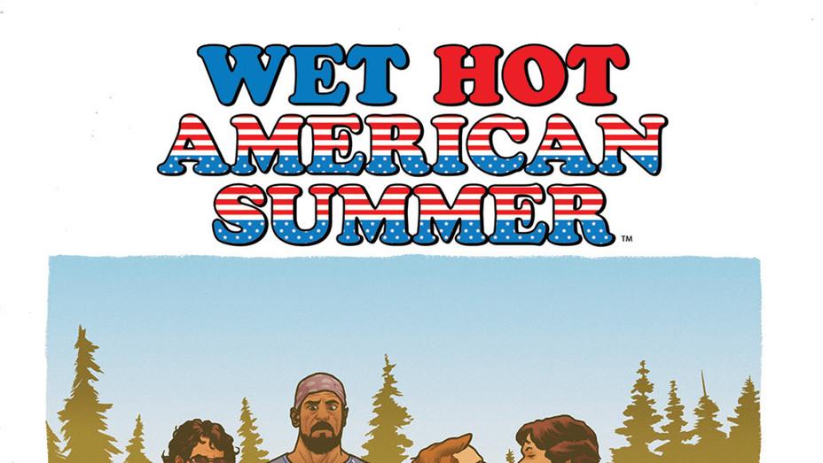 Wet Hot American Summer Graphic Novel - Publicity - P 2018