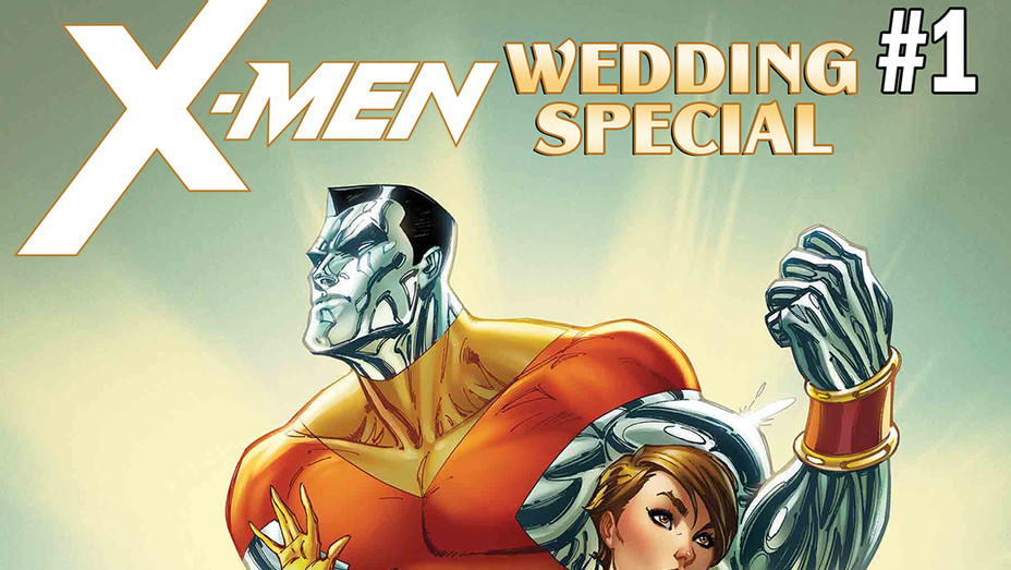 X-Men Wedding Special - Publicity - P 2018