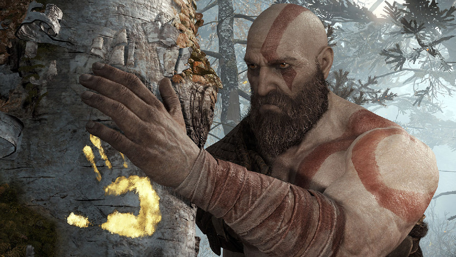 God of War Still - Publicity - H 2018