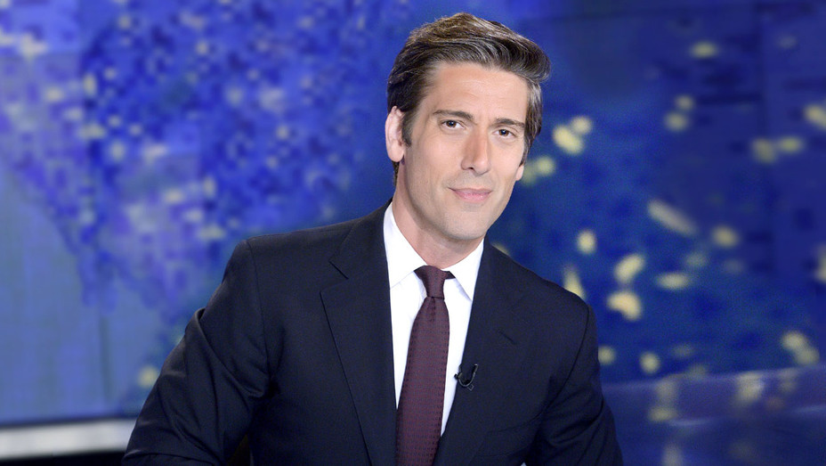 ABC NEWS - David Muir - Publicity -H 2018