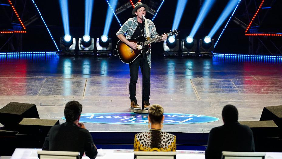 American Idol Still Cameron Theodos - Publicity - H 2018