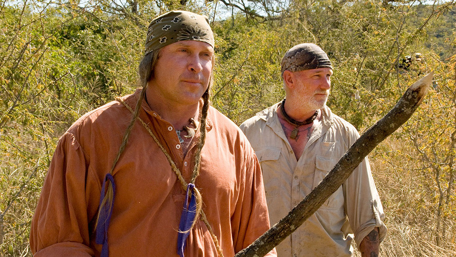 DUAL SURVIVAL 2- Cody Lundin and Dave Canterbury in South Africa- Publicity-H 2018