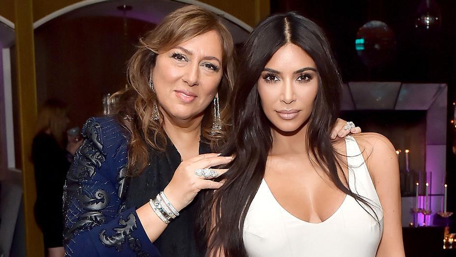 The Eye Bangle Event - Lorraine Schwartz and Kim Kardashian West -Publicity-H 2018