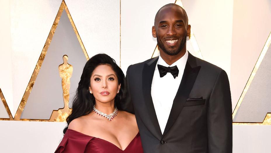 Vanessa Laine Bryant and Kobe Bryant