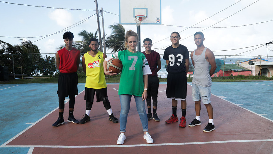 Full Frontal with Samantha Bee - Puerto Rico Trip_Basketball - Publicity - H 2018