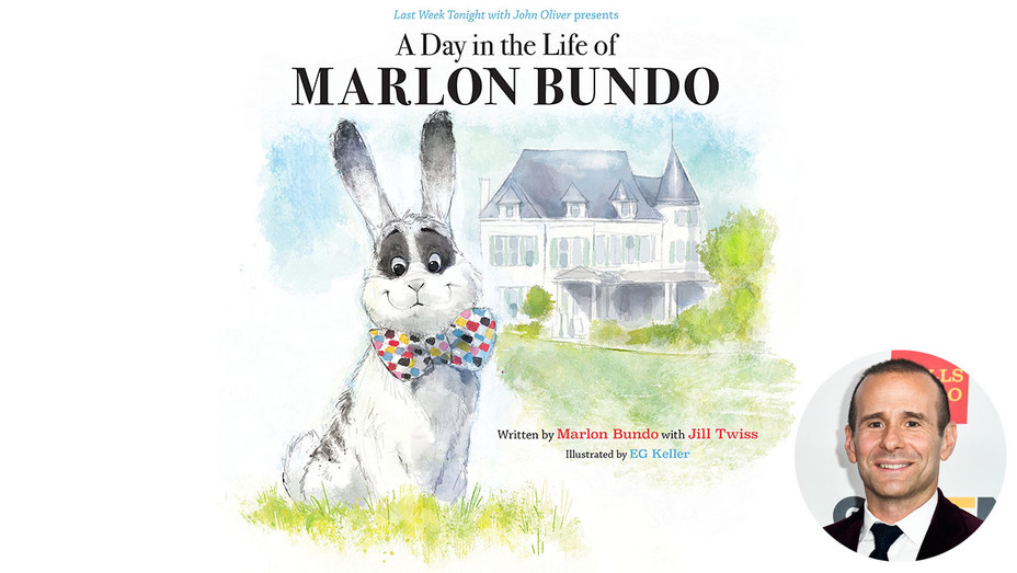 A Day in the Life of Marlon Bundo Cover and Max Mutchnick - Inset - Getty - H 2018