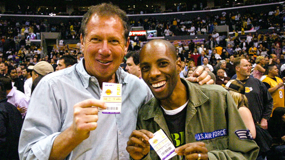 Garry Shandling Lakers Game - Publicity - H 2018
