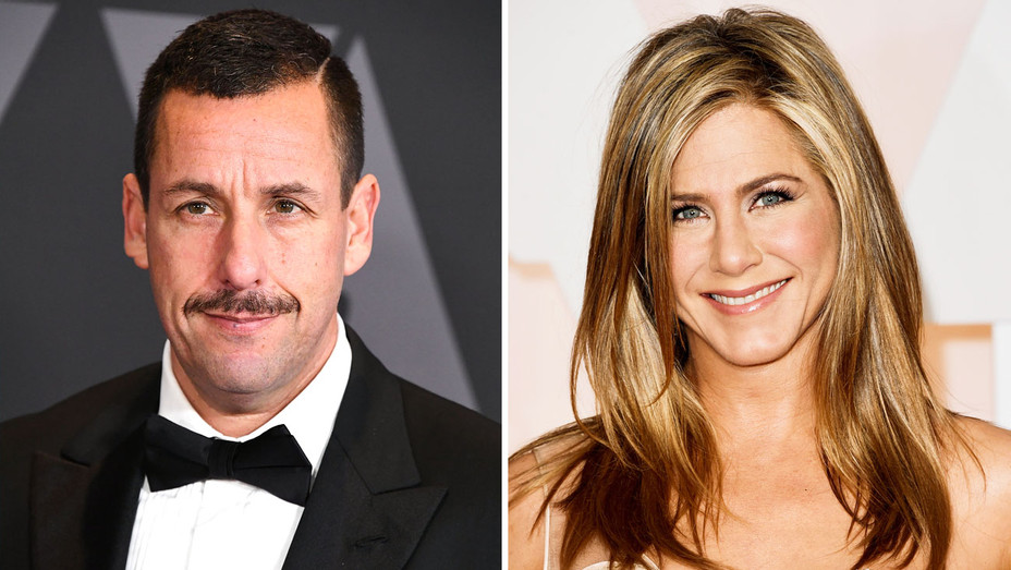 Adam Sandler Jennifer Aniston To Star In Netflix Comedy Murder Mystery Hollywood Reporter