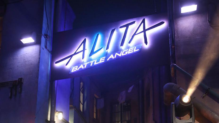 Alita: Battle Angel_Robert Rodriguez and Jon Landau - Publicity - P 2018