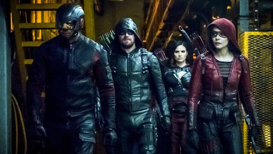 Arrow Still The Thanatos Guild Episode - Publicity - H 2018