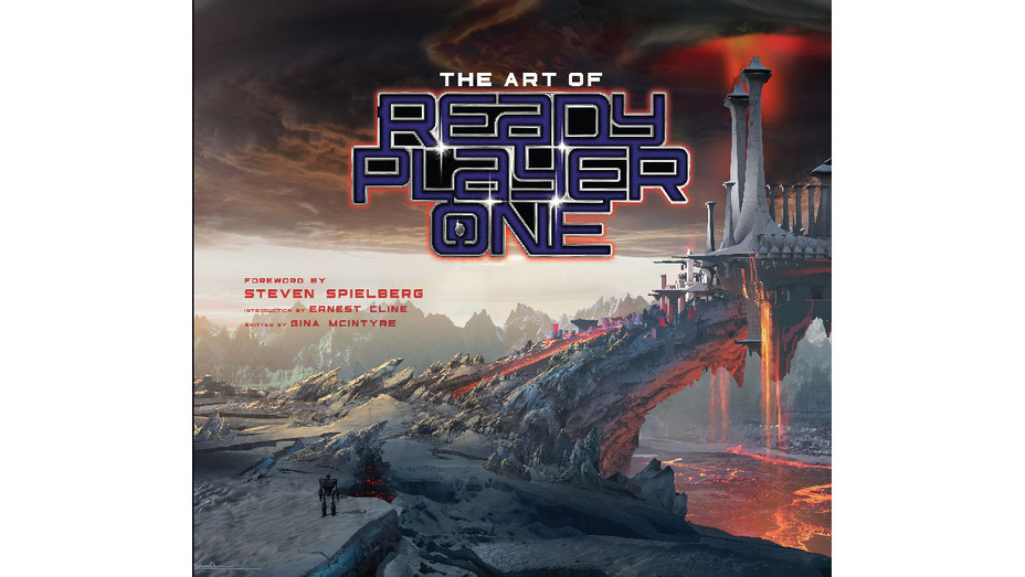 The Art of Ready Player One Cover - Publicity - H 2018