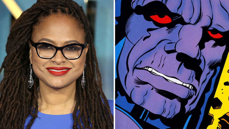 Ava DuVernay and DC's New Gods - Split-Getty-H 2018