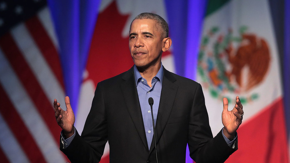 Barack Obama - Getty - H 2018