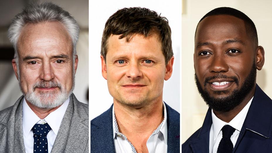 Bradley Whitford, Steve Zahn, Lamorne Morris - Split - Getty - H 2018