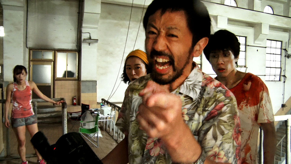 Tokyo: 'One Cut of the Dead' Director on How the Zombie Hit Made 1,000  Times Its Budget | Hollywood Reporter