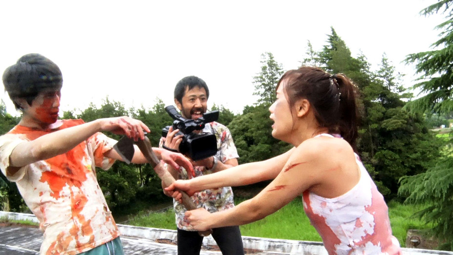 One Cut of the Dead Still 2 - Publicity-H 2018