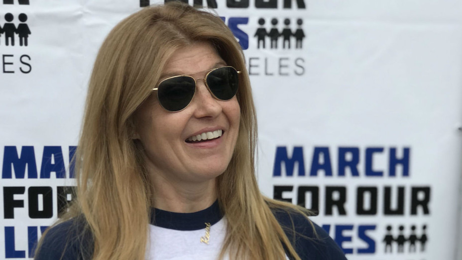 Connie Britton March for Our Lives - Staff - H 2018