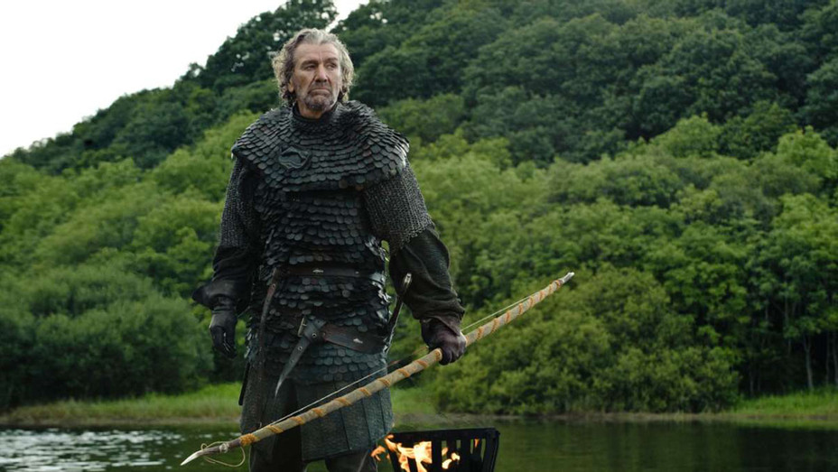 Game of Thrones-season three episode three,Walk of Punishment Tyrion -Blackfish -Clive Russell - Publicity-H 2018