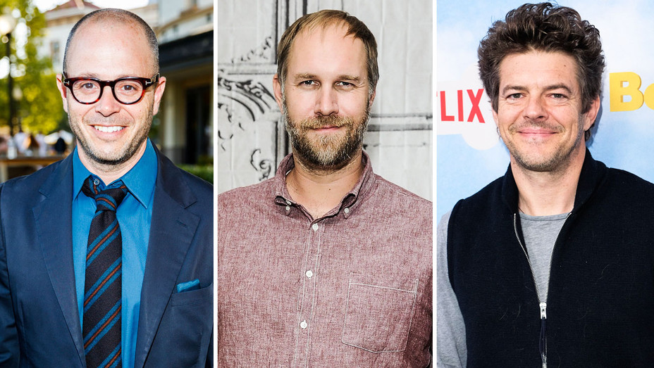 Damon Lindelof, Craig Zobel and Jason Blum - Split - Getty - H 2018