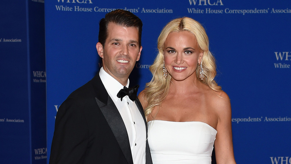 Donald Jr with Vanessa Trump - Getty - H 2018