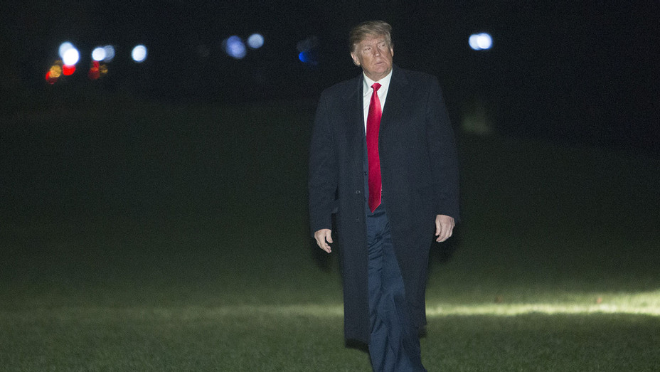 Donald Trump - Getty - H 2018
