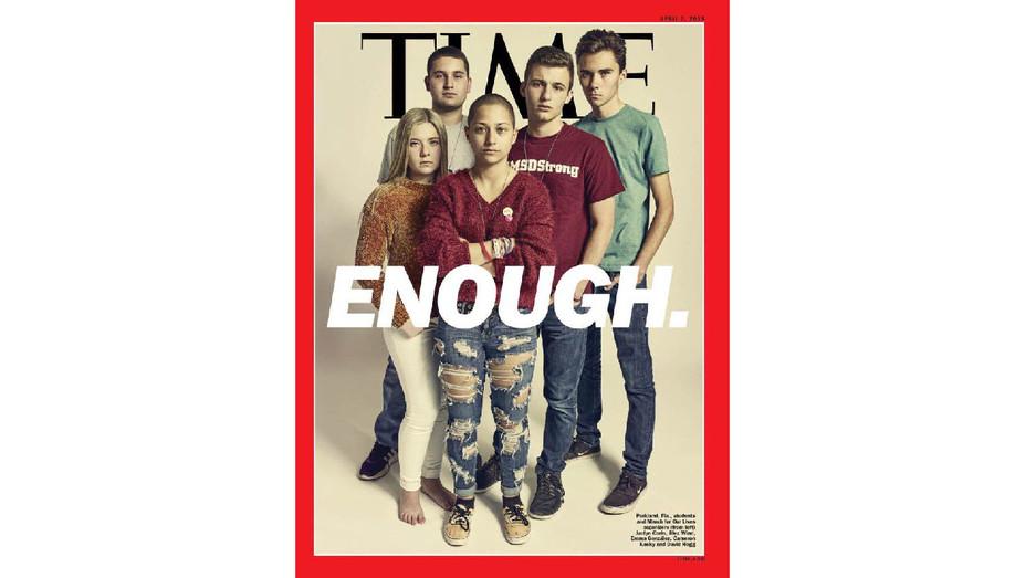 TIME Magazine Parkland Teens - Publicity - H 2018