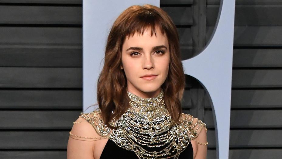 Emma Watson VF - Getty - H 2018