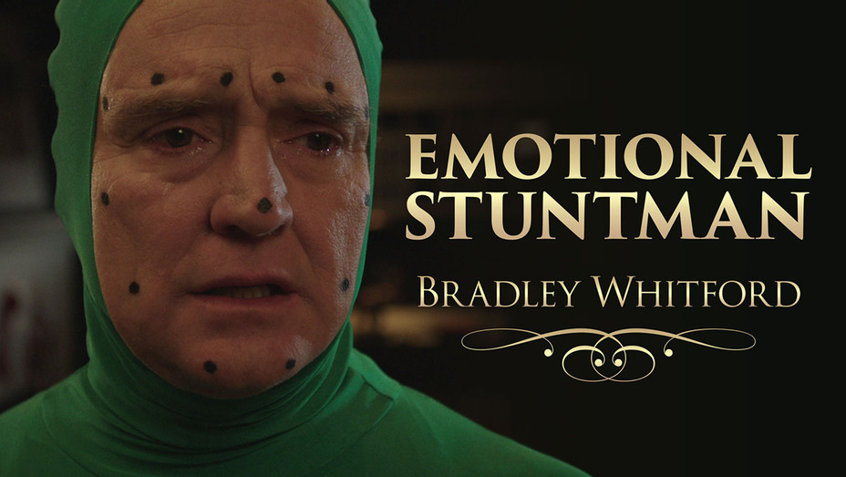 Emotional Stuntman - Publicity - H 2018