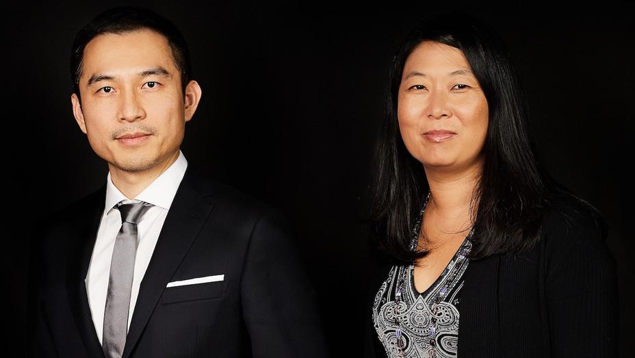 Pearl Studio CEO Frank Zhu and chief creative officer Peilin Chou - H 2018