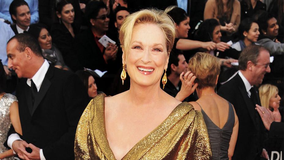 Meryl Streep arrives at the 84th Annual Academy Awards 2012 -Getty- H 2018