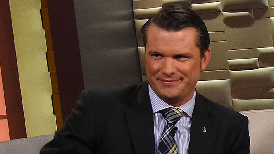 Pete Hegseth - Fox And Friends at FOX Studios on March 21, 2016  - Getty-H 2018