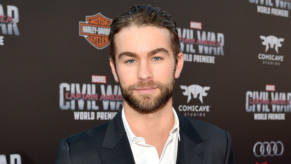 Chace Crawford - The World Premiere of Marvel's Captain America Civil War - Getty-H 2018