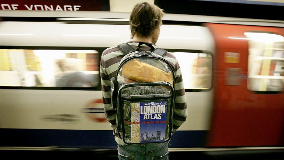 Transparent backpack -photo illustration - public transport - Getty-H 2018