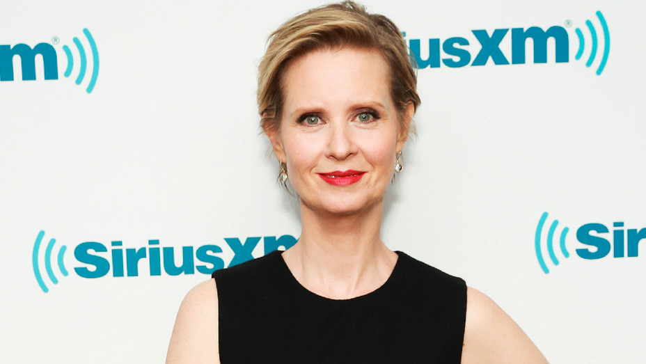 Cynthia Nixon - 2017 SiriusXM - Getty - H 2018