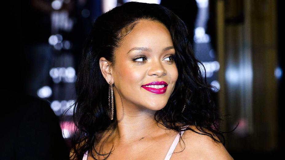 Rihanna - Fenty Beauty Madrid Presentation - Getty - H 2018